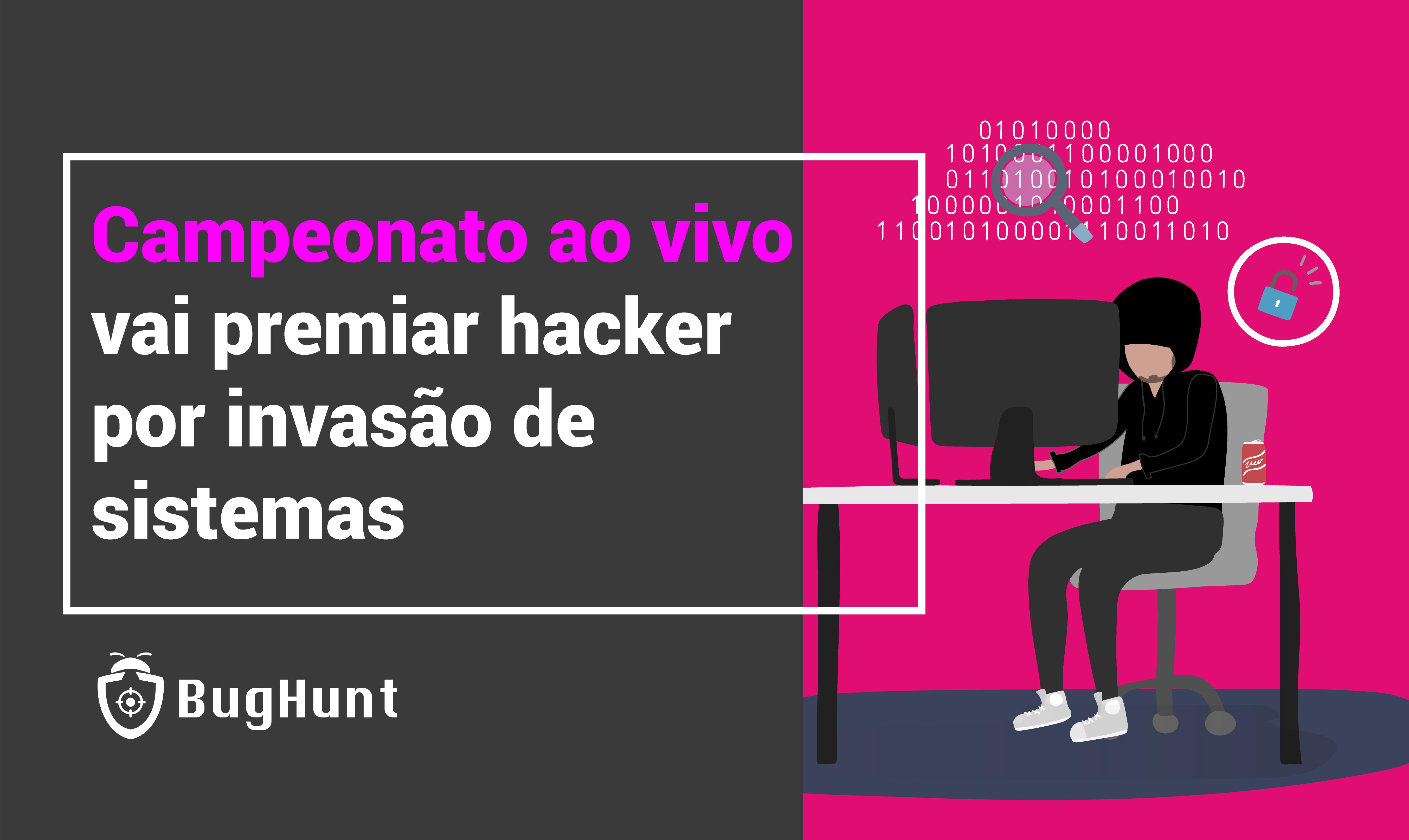 Campeonato ao vivo vai premiar hackers por invasão de sistemas
